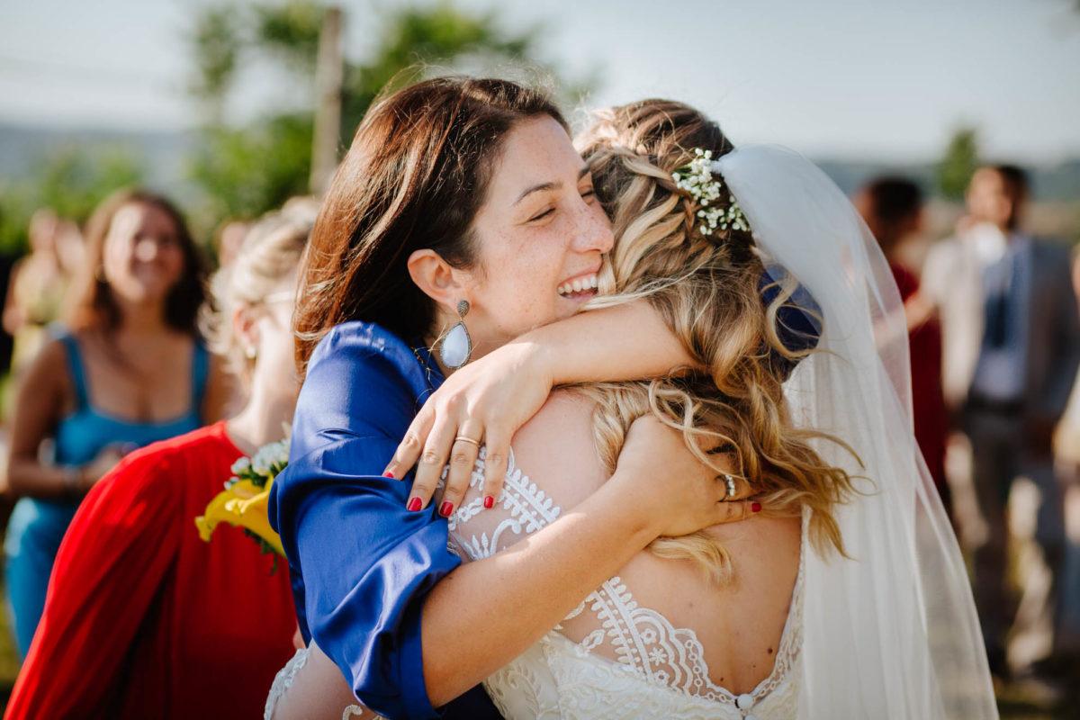 abbraccio matrimonio