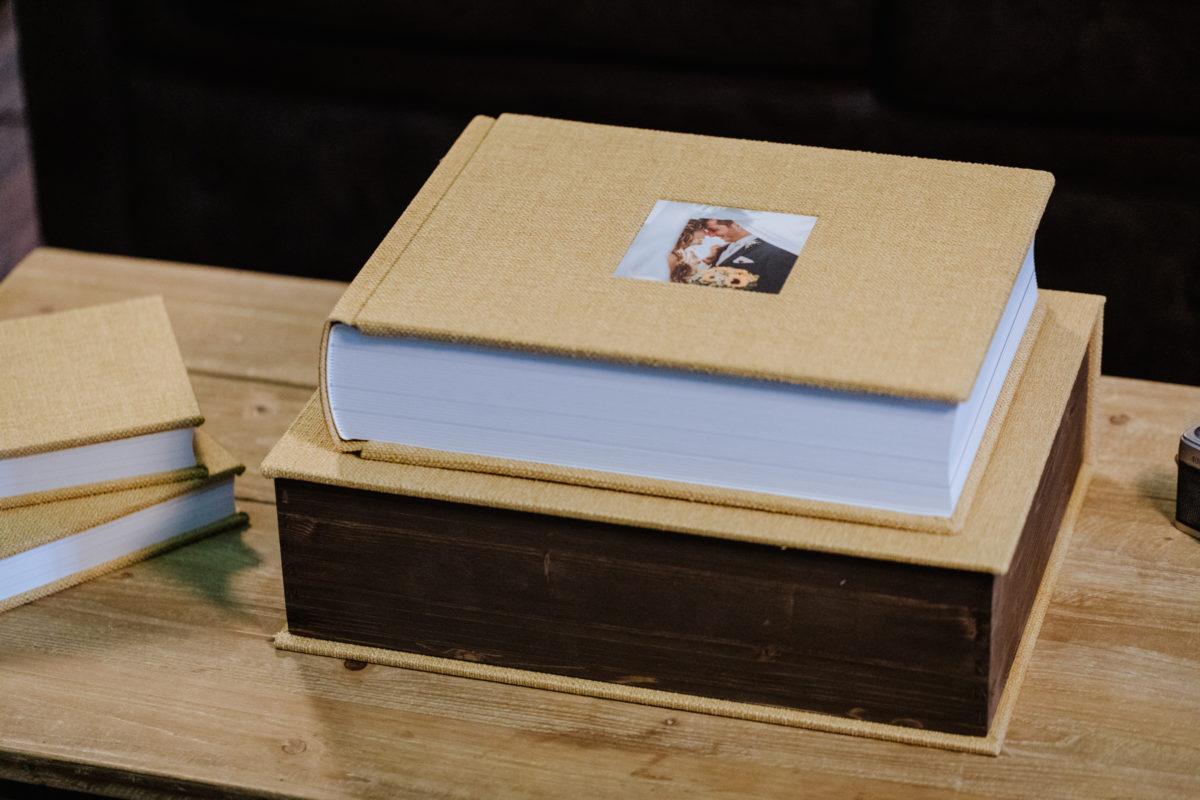 Copertina album con foto personalizzata