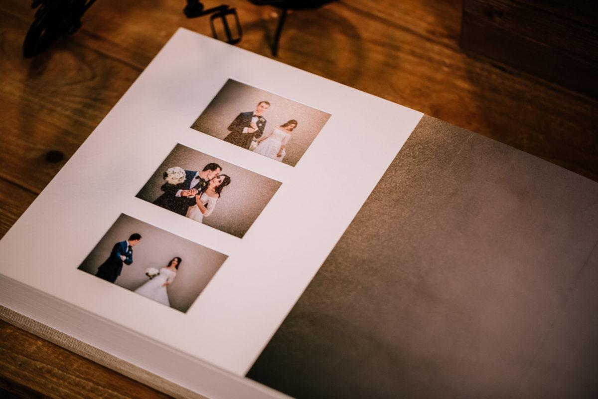 Album matrimonio passepartout