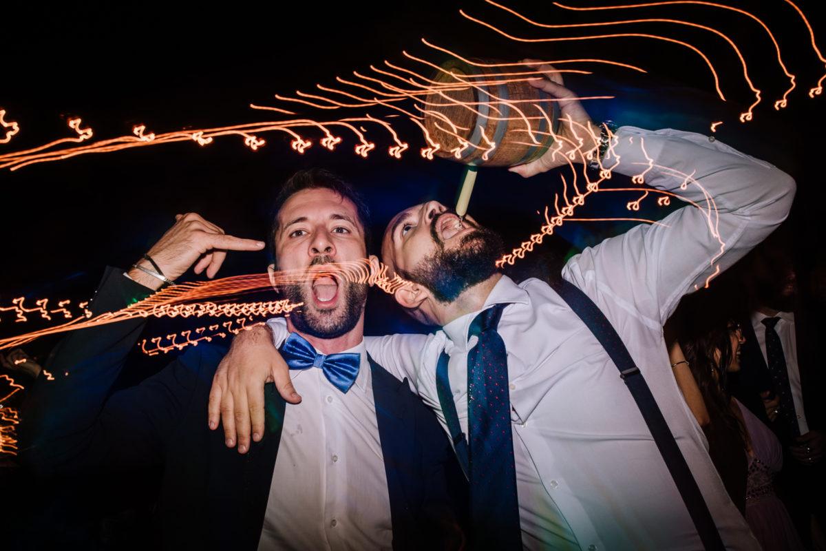divertimento sposi