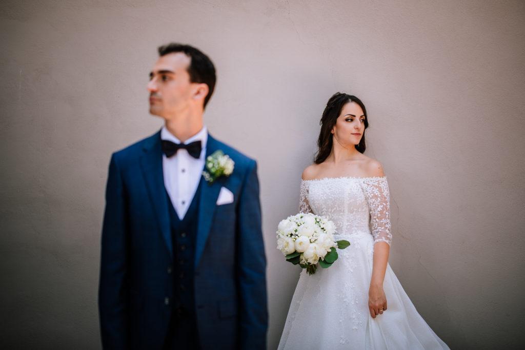 coppia sposi borgo di sutri