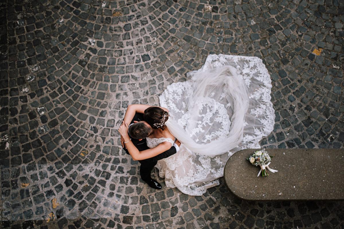 foto sposi matrimonio castel gandolfo