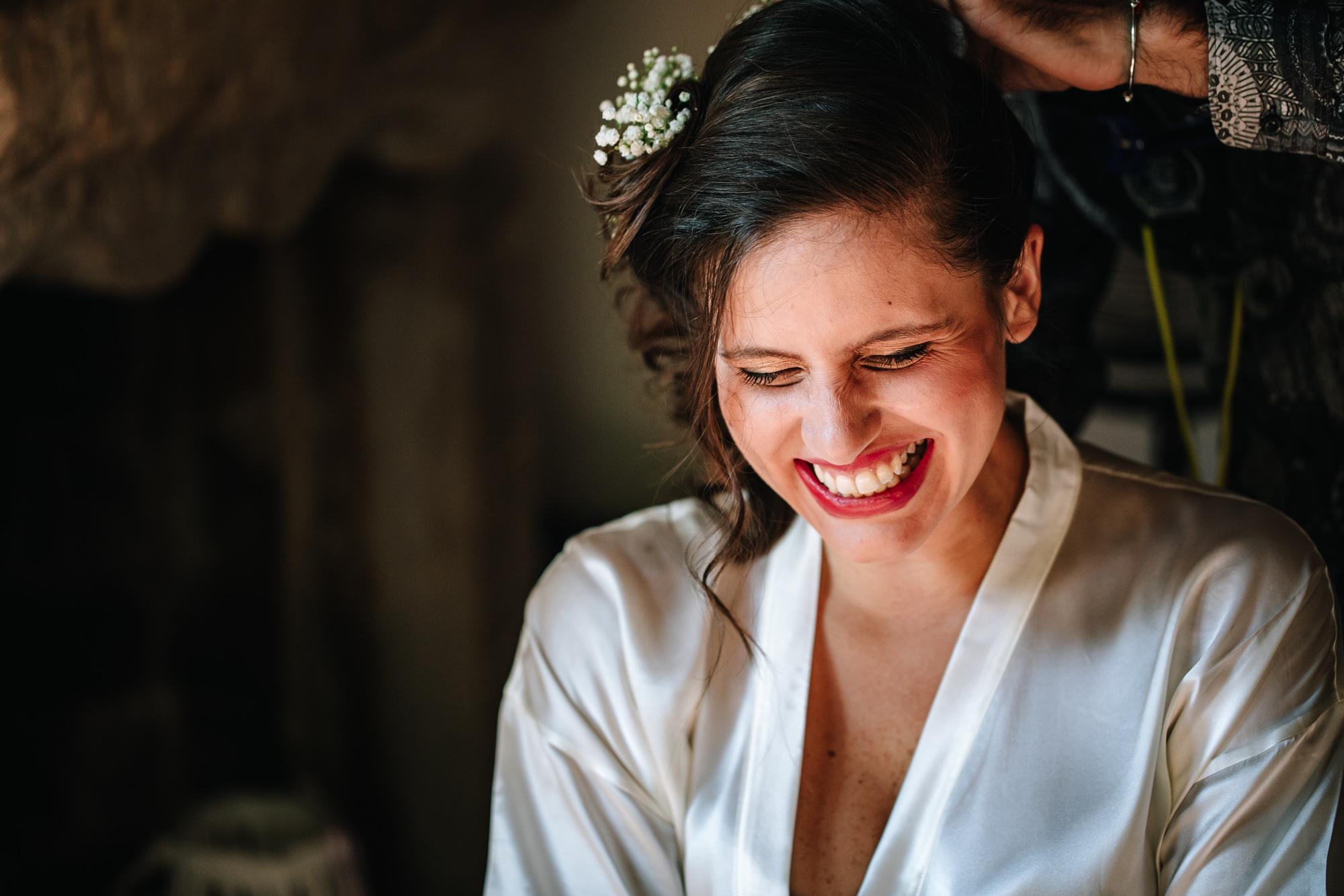 sorrisi sposa