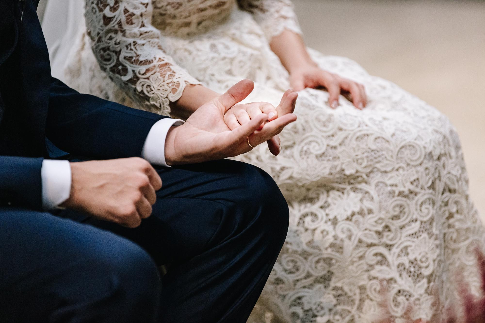 emozioni sposa